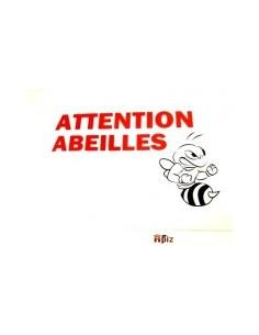 """Panneau """"Attention..."""