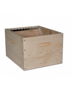 Corps de ruche Claerr en bois
